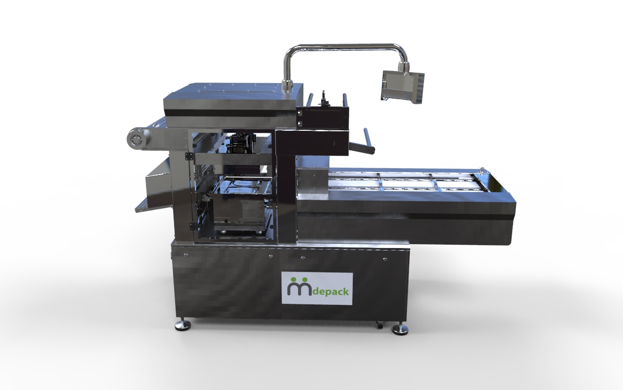 Termoselladoras TS-MPACK